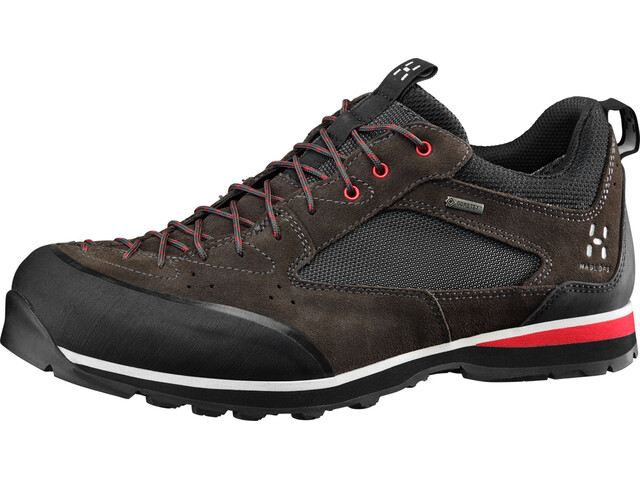 Haglöfs M's Roc Icon GT Shoes Magnetite/Real Red